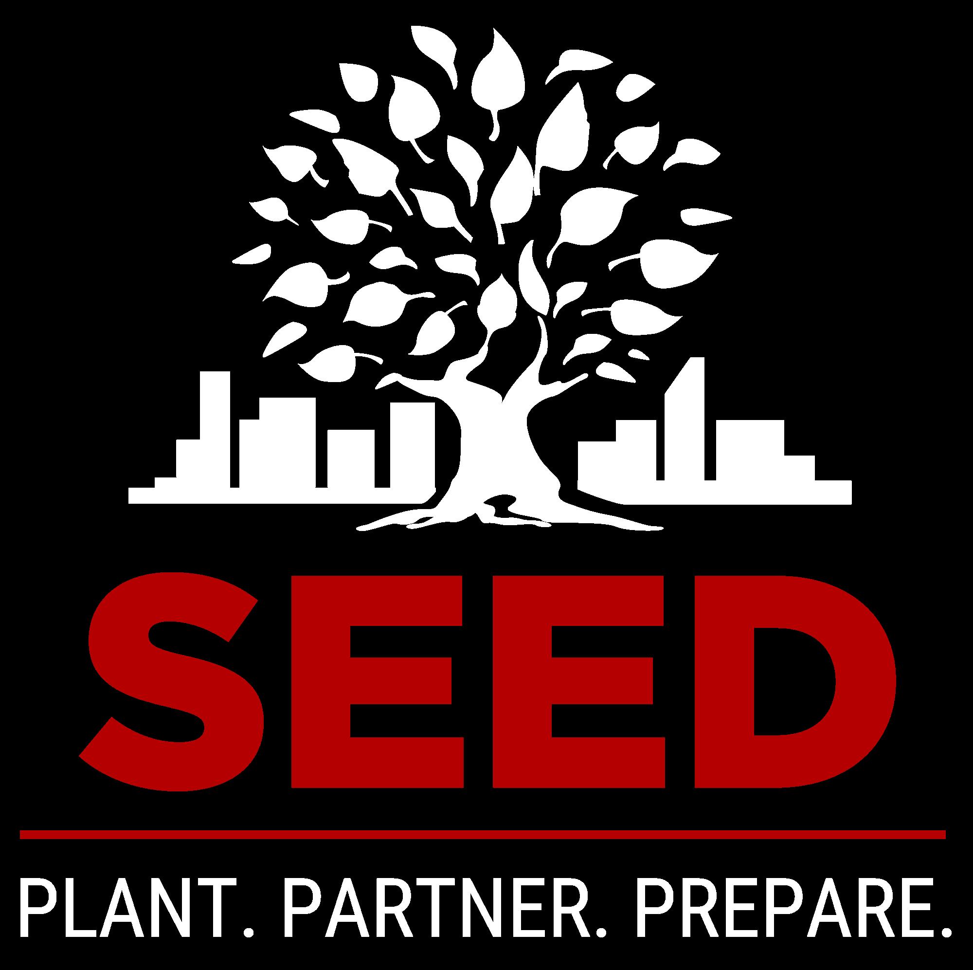SEED | Plant – Partner – Prepare